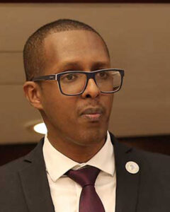 Benyam Dawit Mezmur, Trustee, Keeping Children Safe