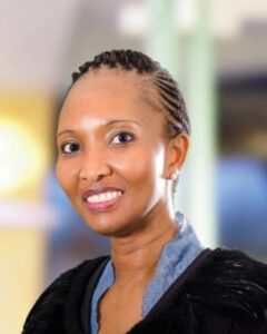 Kgomotso Tshaka, Trustee, Keeping Children Safe
