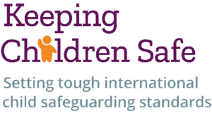Keeping Children Safe logo