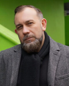 Stefan Yordanov, Capacity Building Programme Manager