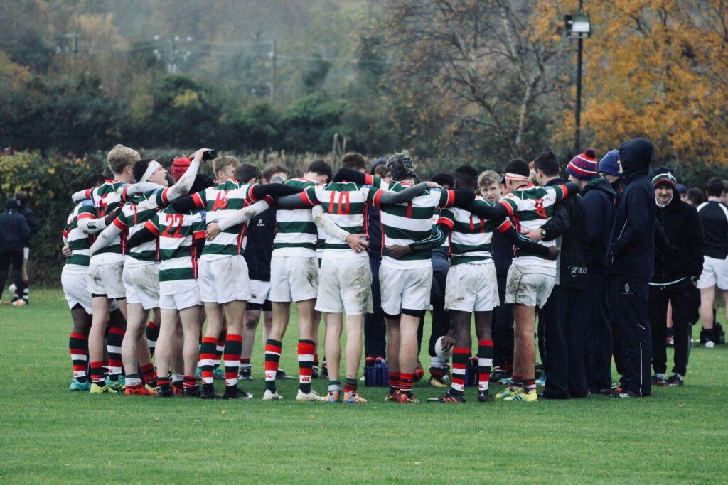 School sport rugby
