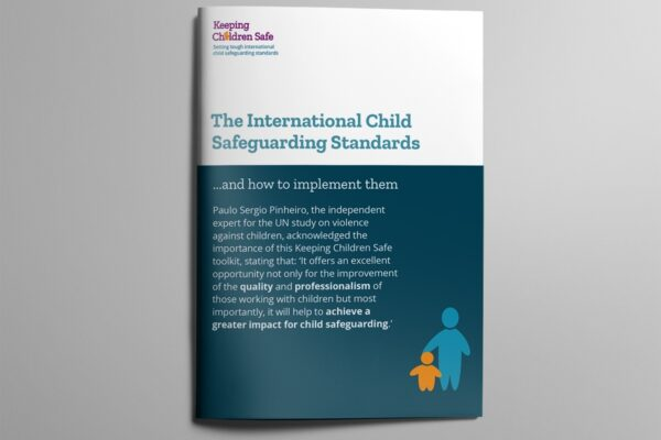 The International Child Safeguarding Standards cover