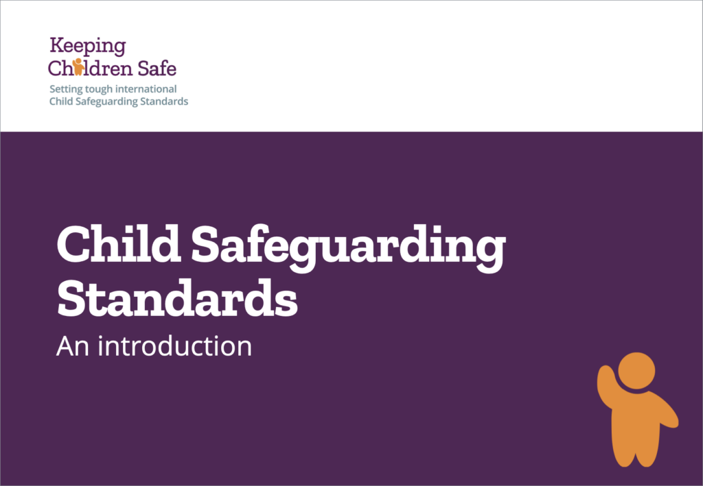 Safeguarding Standards PowerPoint [English]