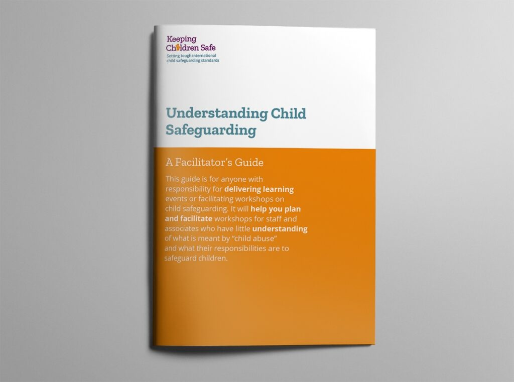 Understanding Child Safeguarding cover