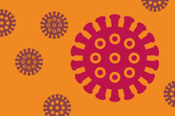 Coronavirus COVID-19 Symbol