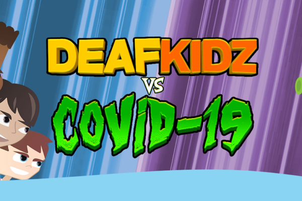 DEAFKIDZ gegen COVID19