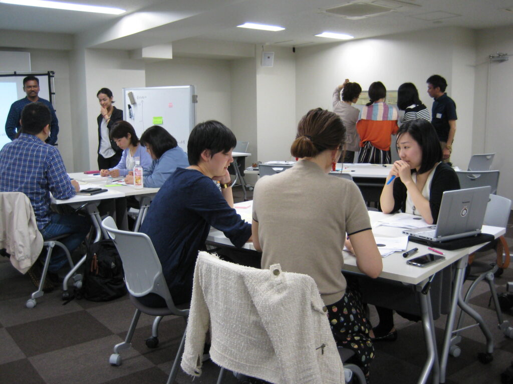 ChildFund Japan workshop