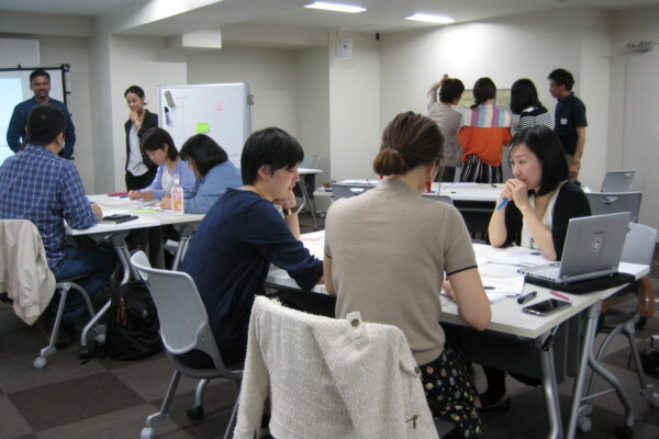 ChildFund Japan workshop