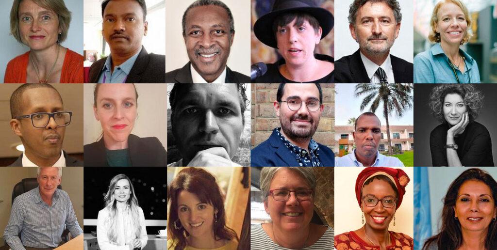 Conferencistas de la Cumbre KCS 2020